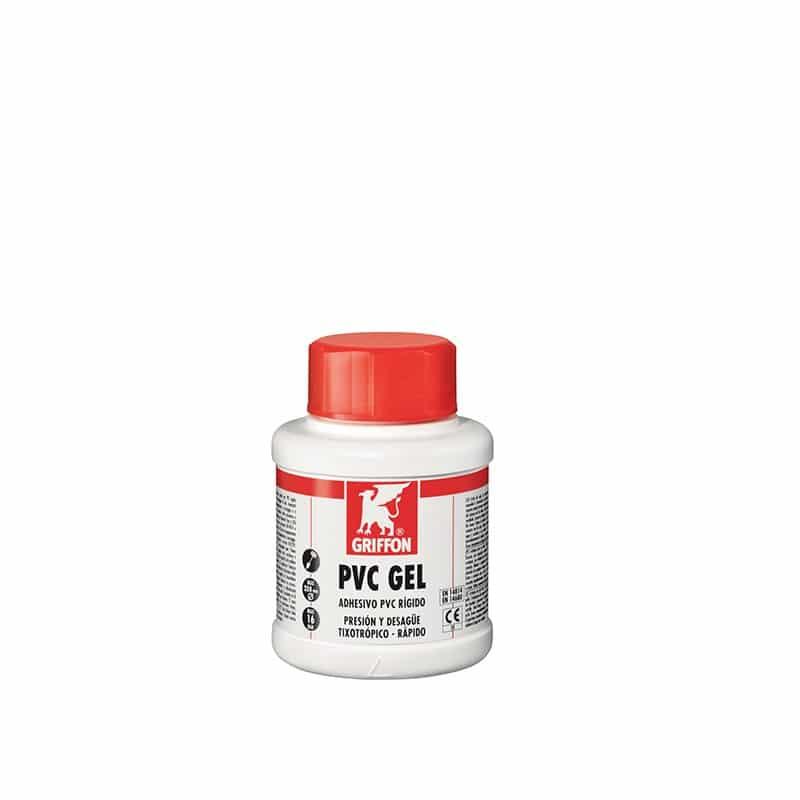 Selbstschweißender PVC-Kleber 250g Dose mit rotierende Bürste