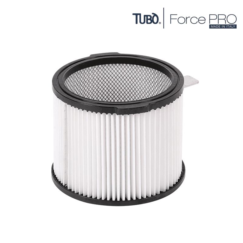 HEPA-Filterpatrone FORCE PRO mit NANO TECH-Beschichtung.
